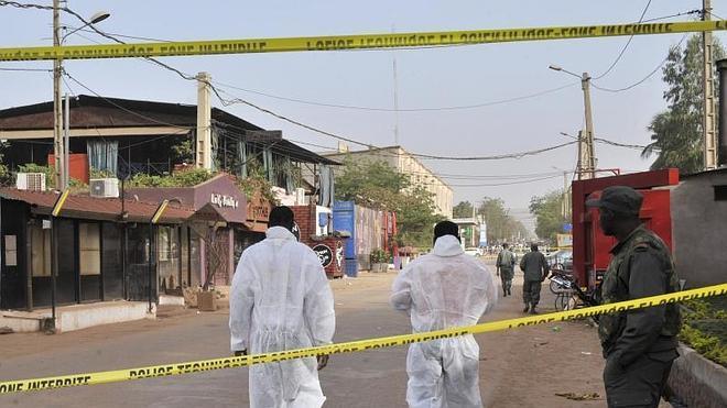 Cinco muertos en un restaurante frecuentado por europeos en Malí