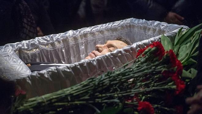 Detenidos dos sospechosos por el asesinato de Boris Nemtsov