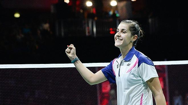 Carolina Marín accede a la final del All England tras batir a Tai Tzu Ying
