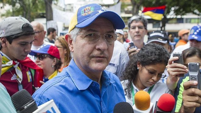 Ledezma denuncia que las pruebas en su contra «están contaminadas y manipuladas»