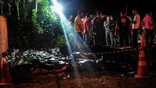 Un accidente de autobús causa al menos 49 muertos en Brasil