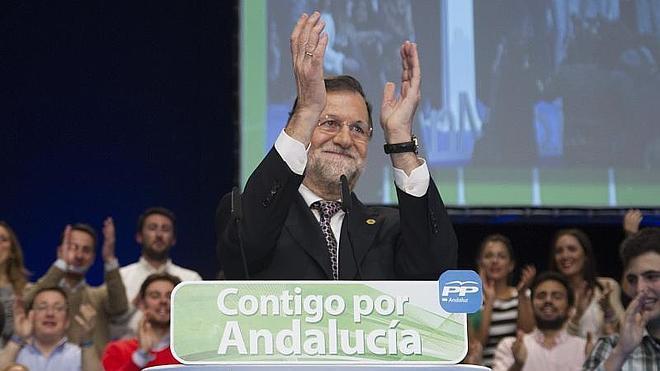Andalucía cierra la campaña de la promesa por el cambio