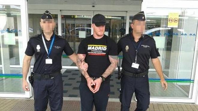 Detenido en Fuerteventura Shane Wallford, el primero de los 10 fugitivos más buscados del Reino Unido