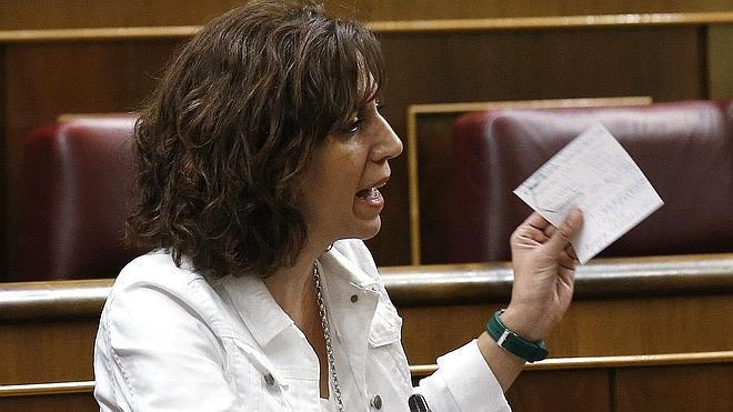 Irene Lozano pide la dimisión de Rosa Díez