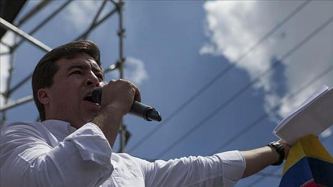 Un tribunal de Caracas pone en libertad al opositor Daniel Ceballos