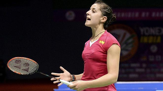 Carolina Marín cae en semifinales del Abierto de la India