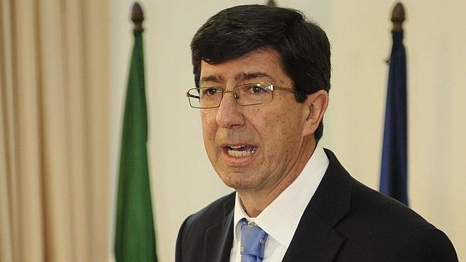 Juan Marín: «Ciudadanos y UPyD podíamos haber sumado mucho»