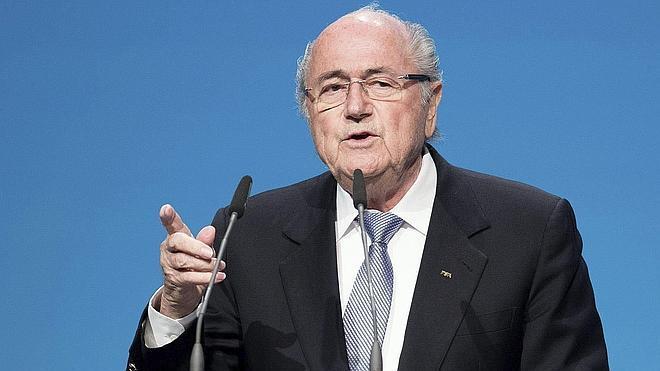 África reafirma su apoyo a Blatter