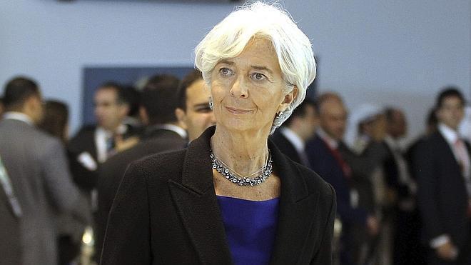 El FMI alerta de que la economía mundial no volverá a crecer como antes de la crisis