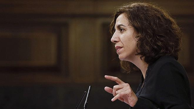 Irene Lozano encabezará una lista alternativa a Rosa Díez en UPyD