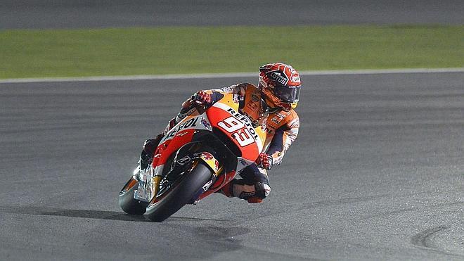 Márquez: «El inicio del mundial no ha sido tan bueno como esperábamos»