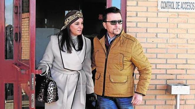 Ortega Cano regresa a Zuera tras concluir su tercer permiso penitenciario