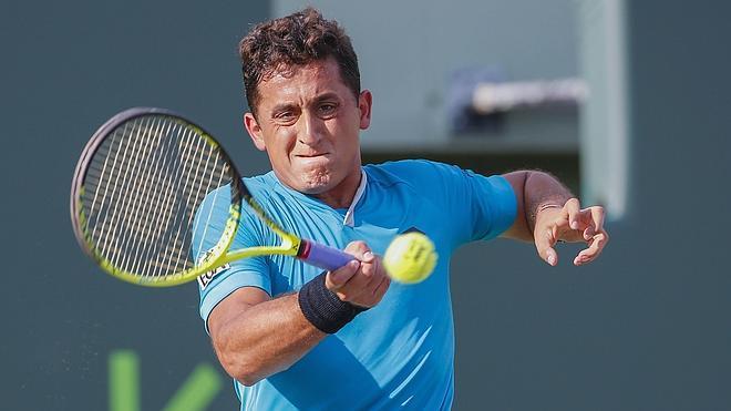 Nico Almagro recibe la primera invitación del Mutua Madrid Open