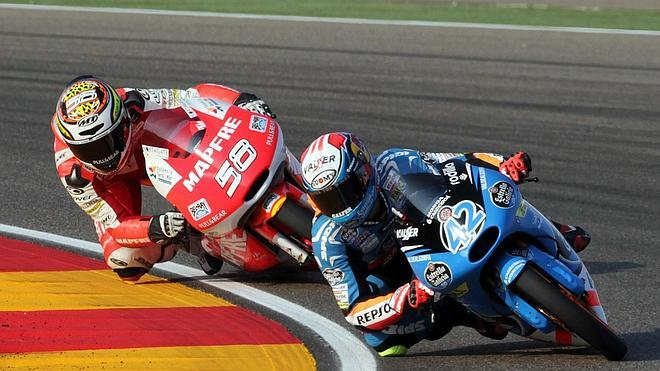 Kent monopoliza la carrera de Moto3