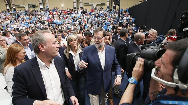 Rajoy, sobre la tragedia migratoria: «Ya no valen las palabras, hay que actuar»
