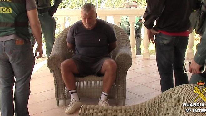 Detenido en Alicante un inglés implicado en el secuestro y asesinato de otro británico