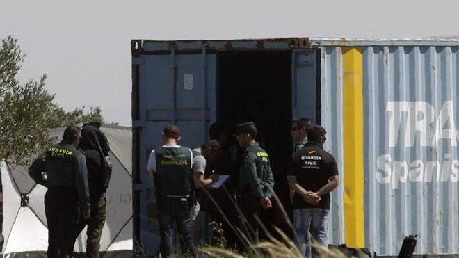 La Guardia Civil localiza sanos y salvos a todos los inquilinos anteriores de la 'casa de los horrores'