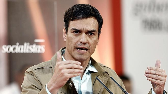 Pedro Sánchez pide el final del «capitalismo de amiguetes» del PP