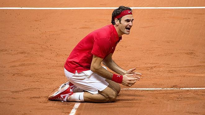 Federer asegura que Nadal es el favorito para Roland Garros «aunque parece que no está tan en forma»