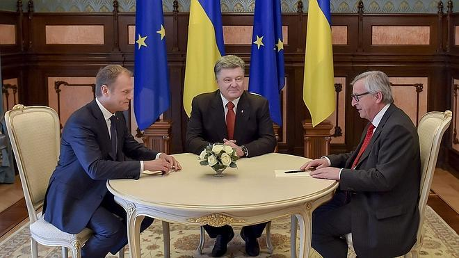 Ucrania asegura que estará lista en cinco años para pedir su ingreso en la UE