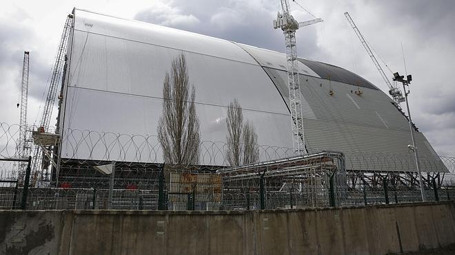 Garantizada la financiación de la nueva coraza de Chernobil