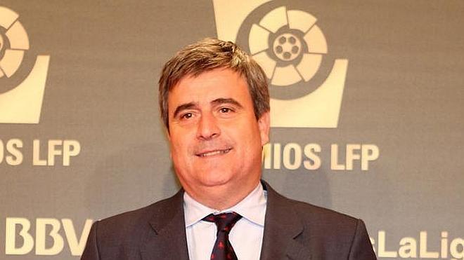Cardenal: «Es un día histórico para todo el fútbol español»
