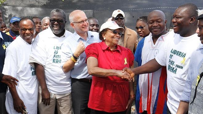La OMS declara a Liberia libre de ébola