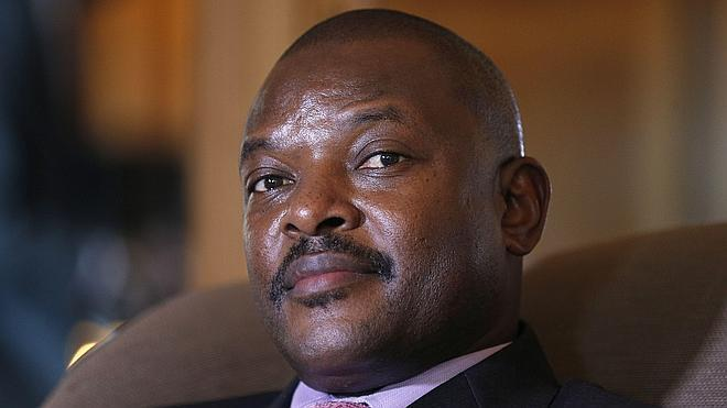Intento de golpe de Estado en Burundi