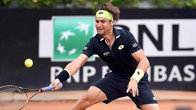 Ferrer, Djokovic y Federer alcanzan las semifinales