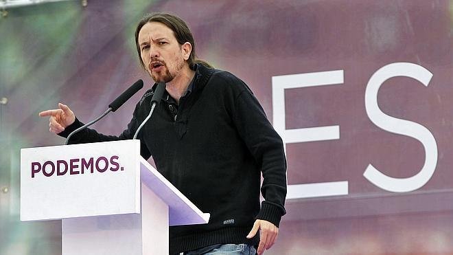 Iglesias reclama el voto de los mayores y de los socialistas con corazón