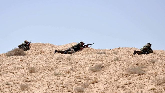 Al menos 170 yihadistas muertos por ataques de la coalición en Siria