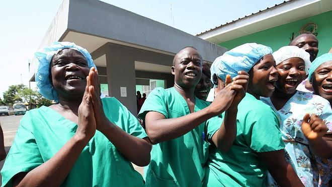 La epidemia de ébola puede terminar en semanas
