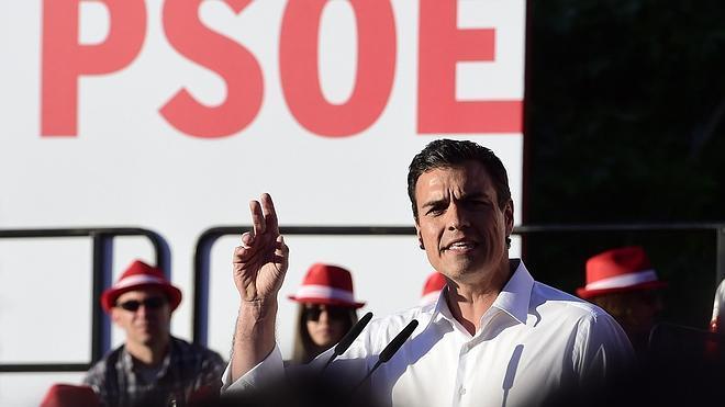 Sánchez, a los votantes de izquierda: «No es hora de dividirse sino de unirnos»