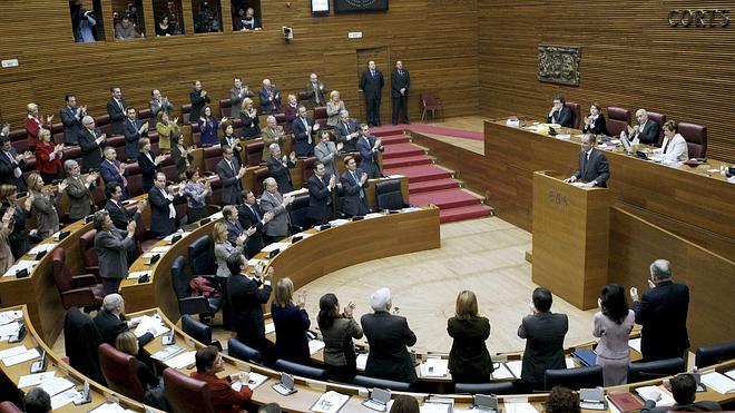 Ciudadanos niega un acuerdo con el PSPV para que éste presida las Cortes Valencianas