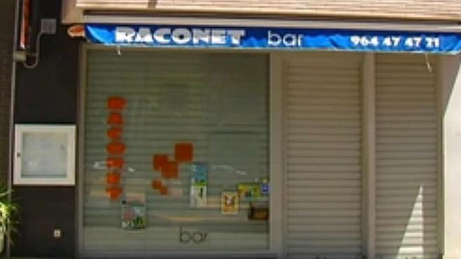 Detenido el responsable del bar donde murió un hombre tras beber lavavajillas