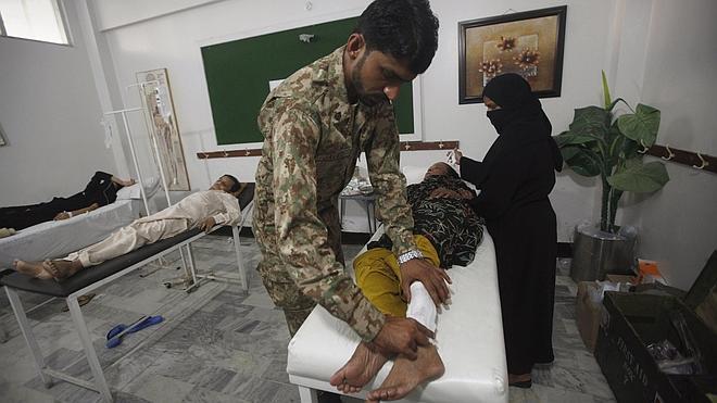 La ola de calor en Pakistán deja alrededor de 700 muertos