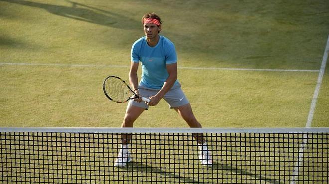 Nadal será décimo cabeza de serie en Wimbledon