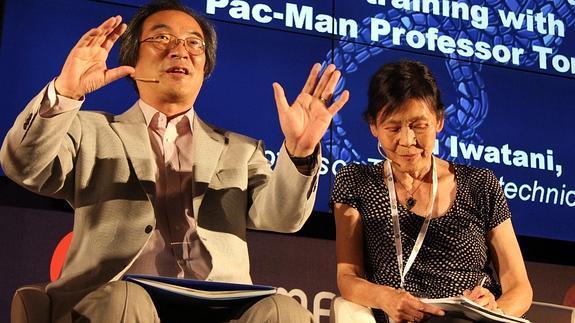 Resultado de imagen para Toru Iwatani