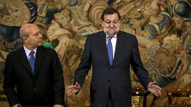 Rajoy no ha tomado «ninguna decisión» sobre el futuro de Wert