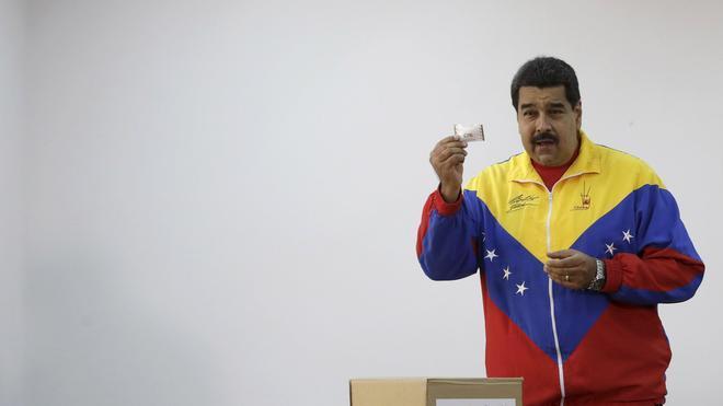 El oficialismo ya tiene a sus candidatos para las legislativas de Venezuela