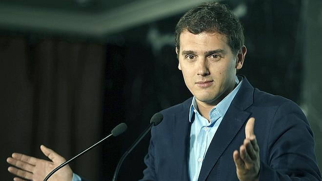 Rivera, candidato de Ciudadanos a La Moncloa sin necesidad de primarias