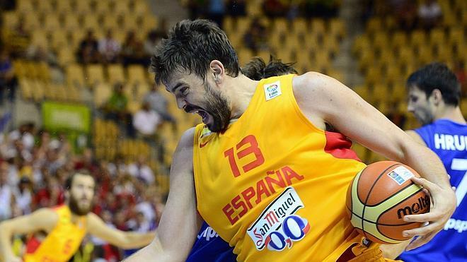 Marc Gasol confirma su renuncia al Eurobasket