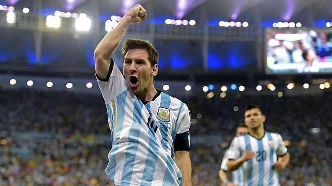 ¿Podría Messi dejar la selección argentina?