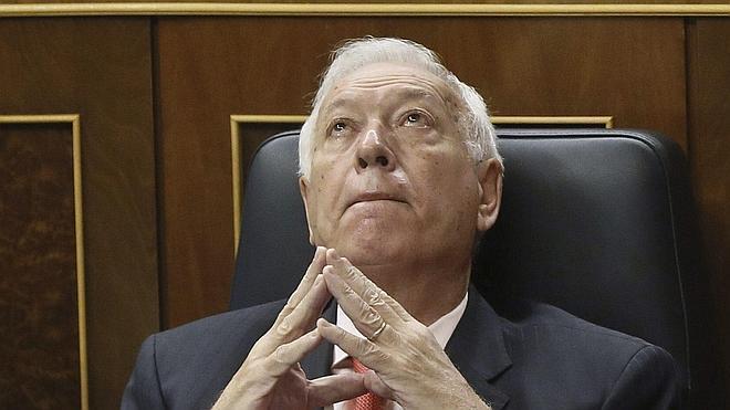 Margallo defiende que el acuerdo con EE UU sobre Morón conlleva creación de empleo