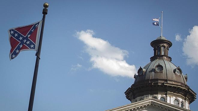 Carolina del Sur retirará la bandera confederada del Capitolio estatal