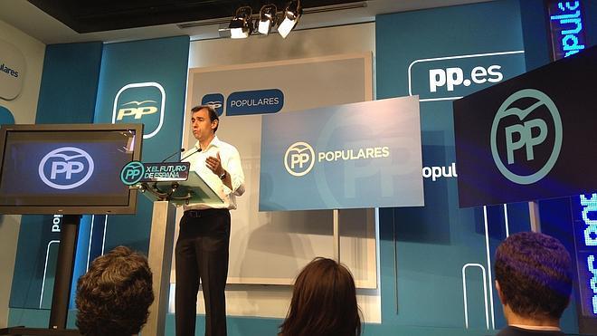 El PP rediseña su logotipo para las elecciones