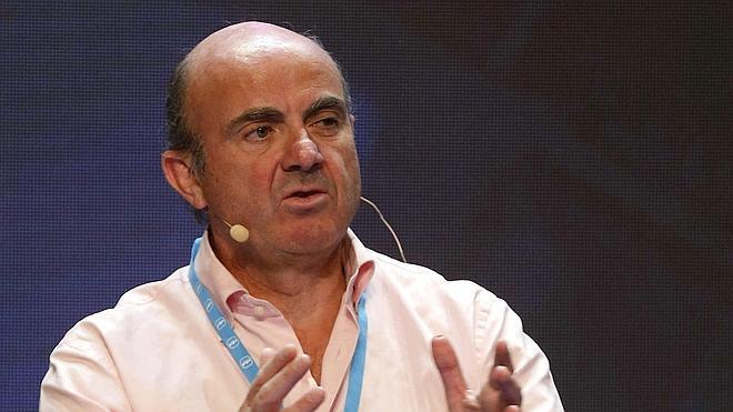 De Guindos: «El esfuerzo de España se estudiará en los libros de historia»