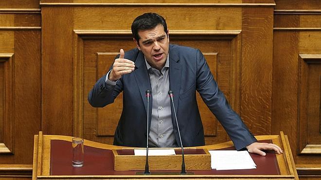 El Parlamento griego avala las reformas de Tsipras para evitar el Grexit