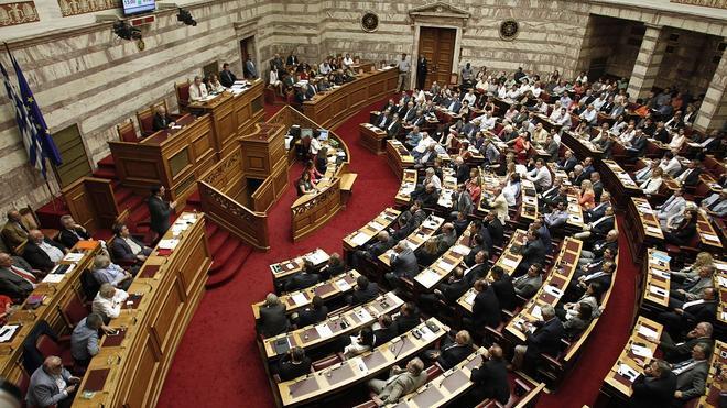 El Parlamento griego aprueba las reformas exigidas para un tercer rescate
