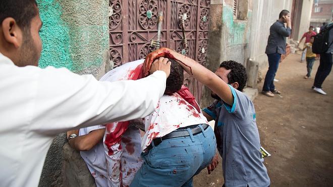 Seis muertos tras los enfrentamientos entre la Policía egipcia y los Hermanos Musulmanes